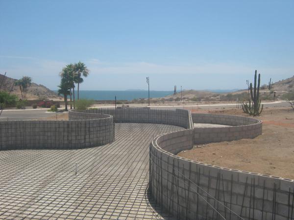 Proceso de construccion de un alberca for Construccion de un vivero paso a paso
