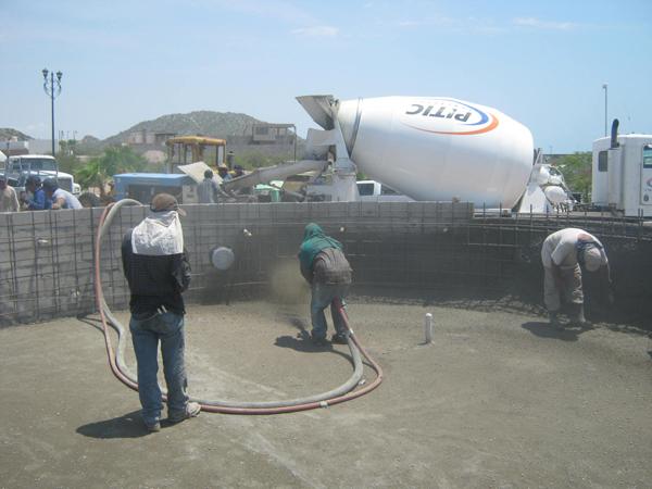 Construccion De Albercas Paso A Paso Airea Condicionado